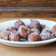 Tuscan Rice Fritters (Frittelle di Riso)