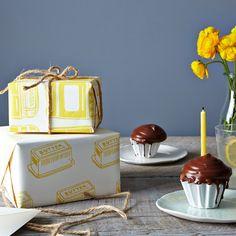 Martha Stewart's Hi-Hat Cupcakes