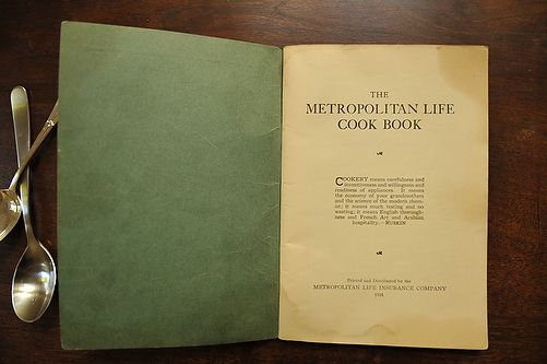 Metropolitan Cookbook