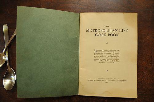Metropolitan Cookbook