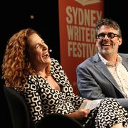 Michael Chabon and Ayelet Waldman