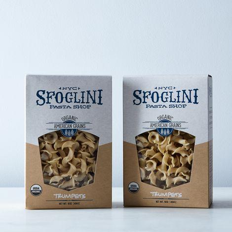 Sfoglini Organic Semolina Trumpets (2 pounds)