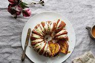 Whole Orange Bundt Cake with Five-Spice Streusel