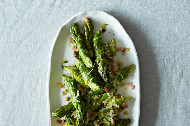 Absurdly Addictive Asparagus & a Special Guest with ...