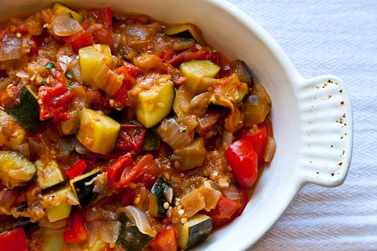 Alice waters 39 ratatouille recipe on food52 - French classical cuisine ...