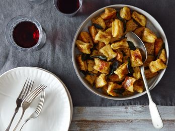 How Not to Fry Gnocchi