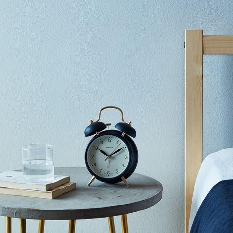 Brass Knocker Alarm Clock