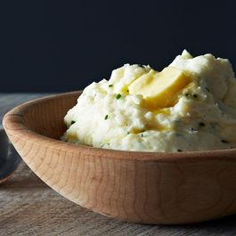 mashed potatoes by ella jones