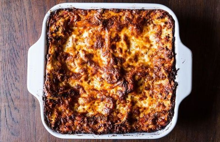 Lasagna Through the Ages