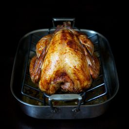 Russ Parsons' Dry-Brined Turkey