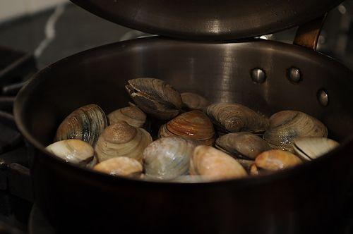 Clam Pan Roast