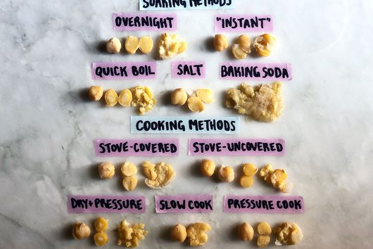 We Tested So Many Ways to Cook Dried Chickpeas, Thank Us Later