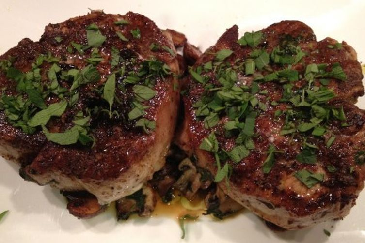 Easy Garam Masala Pork Chops