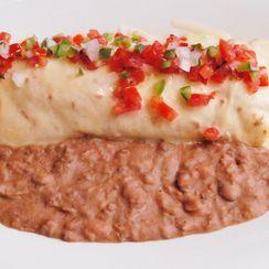 Cocina 214's Breakfast Burrito