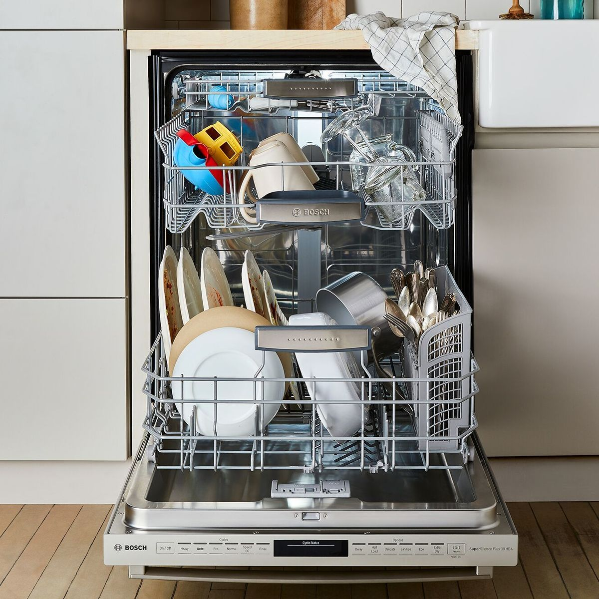 The Best Dishwasher Tips For Cleaner Dishes Plus Easy Hacks