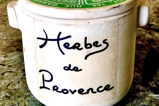 My Recipe for Herbes de Provence