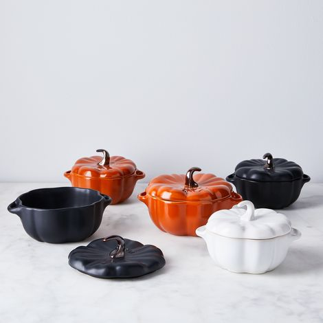 Staub Ceramic Mini Pumpkin