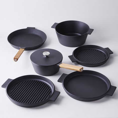 Danish Cast Iron Cookware Collection