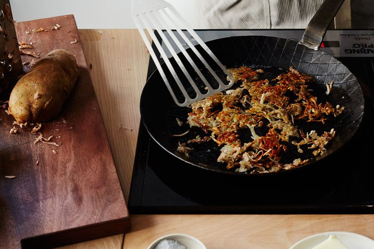 Josh Ozersky's 3-Minute Hash Browns