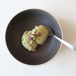 Instant Pistachio (N)ice Cream