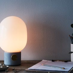 15 Modern Table Lamps to Light Up Your Day (and Desk!)