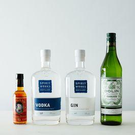 Martini Kit featuring Spirit Works