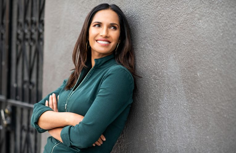 Padma Lakshmi's Prized Family Recipe: Crispy Masala Dosas With Coconut Chutney