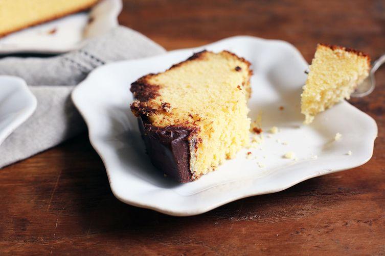 Eclair Pound Cake