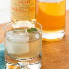 Basil Ginger Cocktail