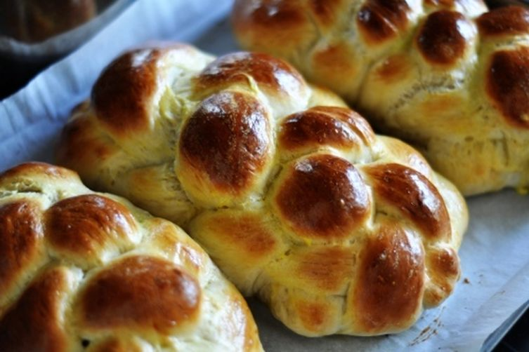 Cool Rise Challah Recipe On Food52