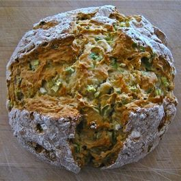 Nouveau Irish Soda Bread