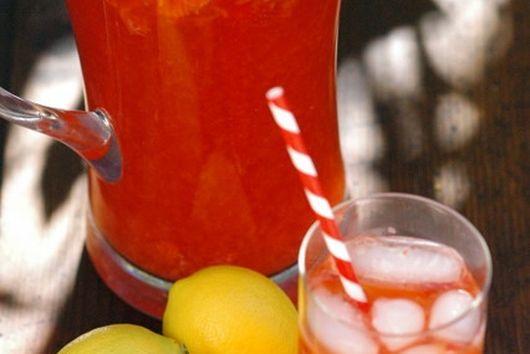 Real Strawberry Lemonade