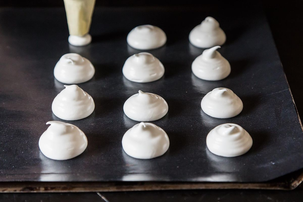 how to make meringue at home