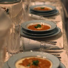 Winter Squash Bisque