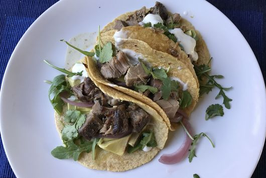 Low and Slow Cuban Adobo Pork Carnitas