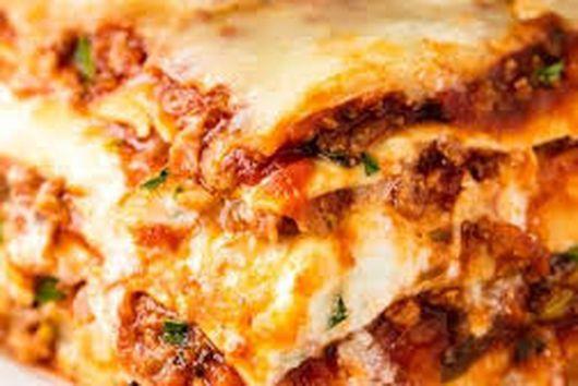 Lasagna a la Maison