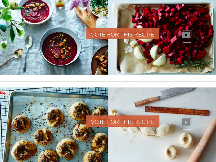 Vote for the Winner of Your Best Jewish-Inspired Recipe