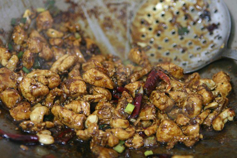 Gong Bao Ji Ding (Gong Bao Chicken)