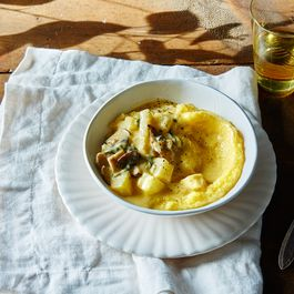 B12f4641 18e6 4b89 ac52 f731b38558cd  2015 1020 creamy polenta with sauteed apples mushrooms calvados james ransom 028