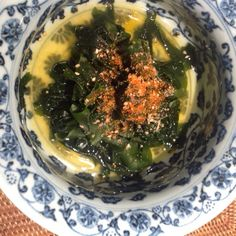 Japanese Seaweed Salad (Wakame Sunomono)