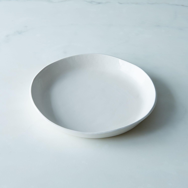 Black And White Cake Plates