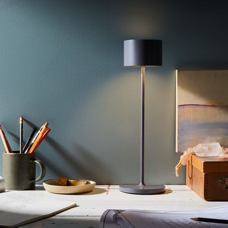Minimalist LED Touch Table Lamp