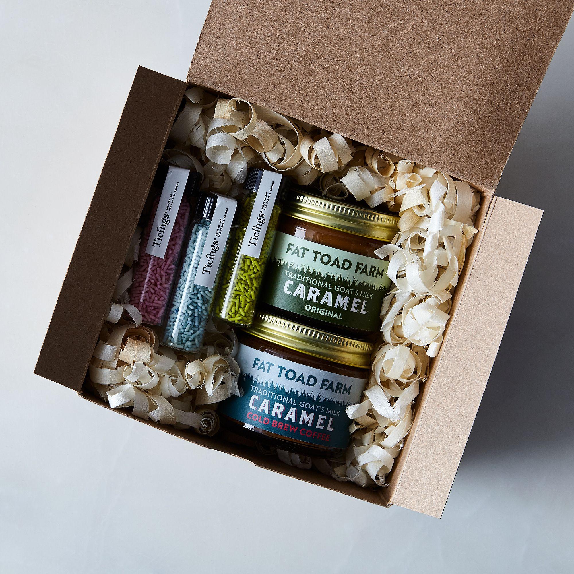 Ice Cream Sundae Caramel Gift Set on Food52