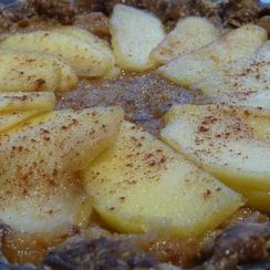 Rawlicious Apple Pie
