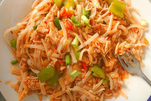 Chicken Rice Noodles