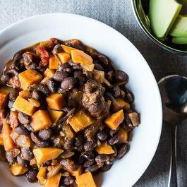 Slightly Smoky Mixed-Bean Chili Recipe on Food52