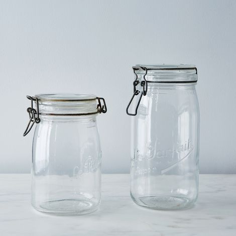 Vintage French Preserving Jar