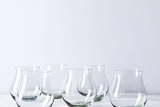 Ngwenya Recycled Glass Pitcher & Whiskey Tumblers