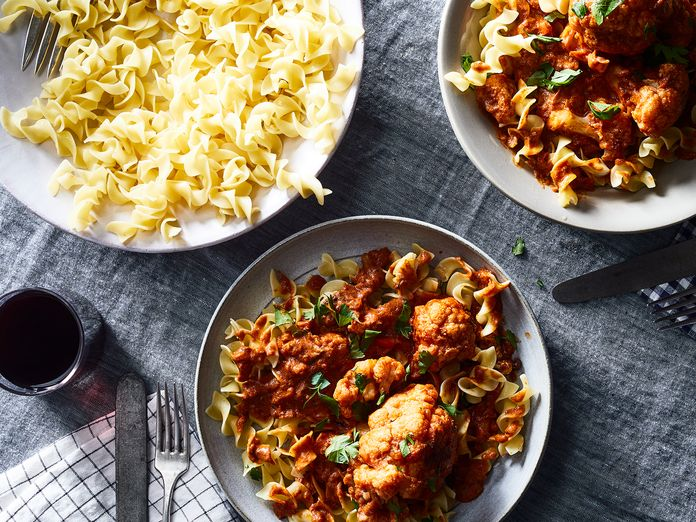 New-Classic, Not-Chicken Paprikash