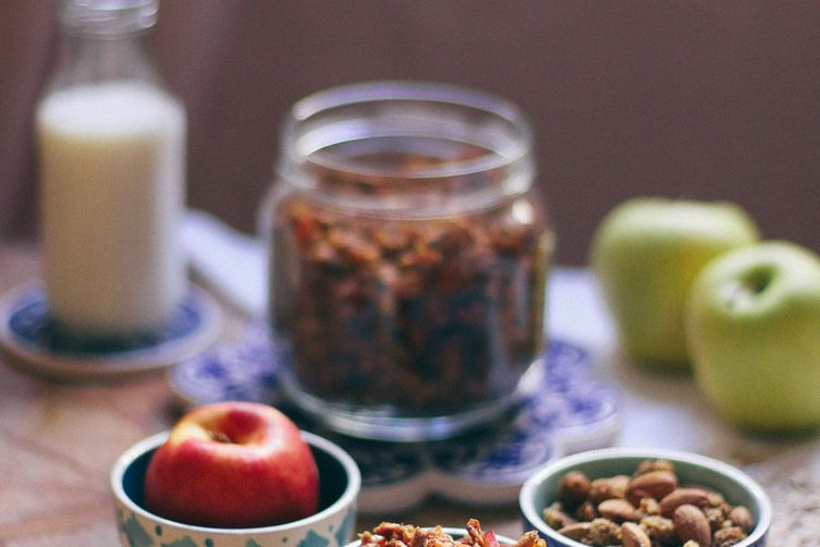 Healthy Granola for an Energizing Breakfast